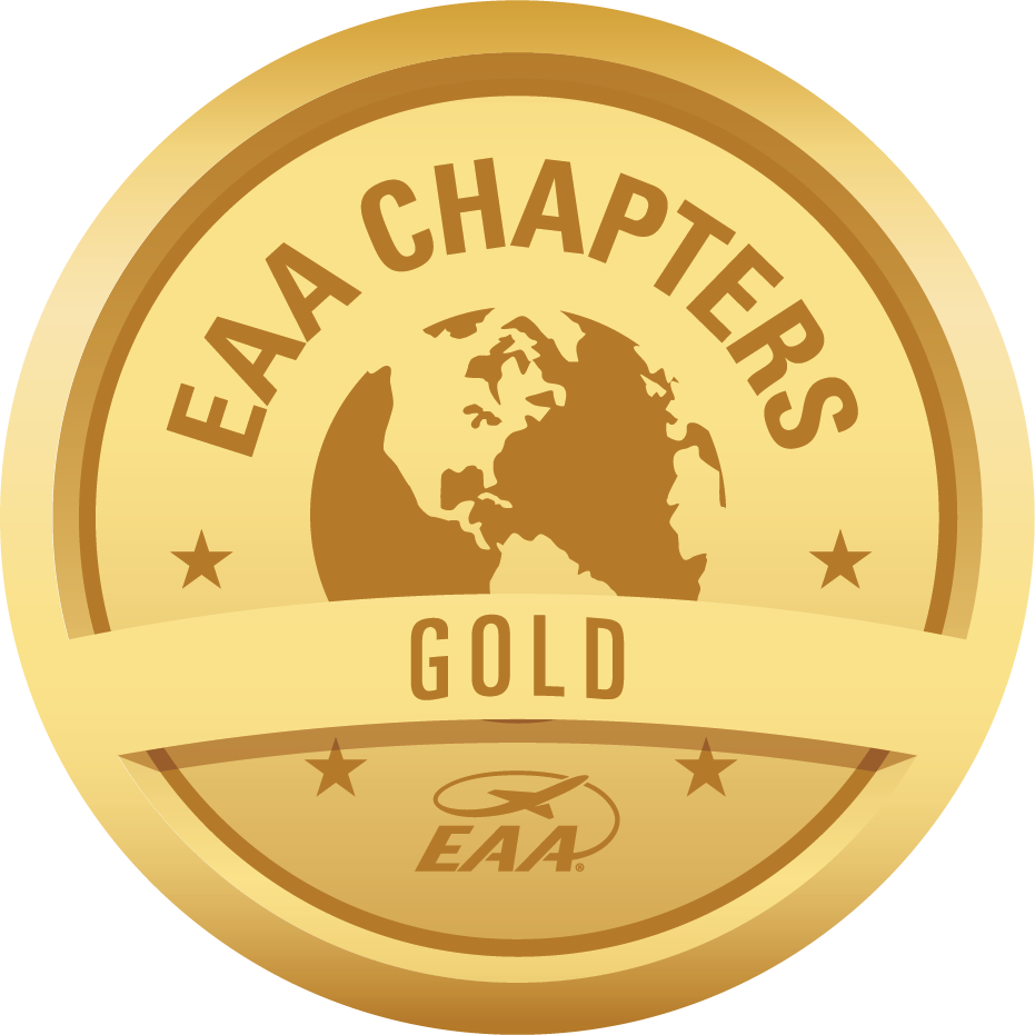 EAA Chapters Gold